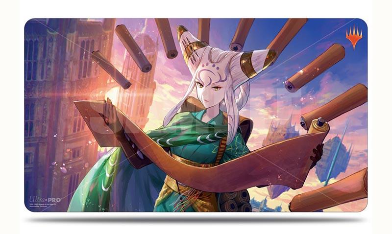 PLAY MAT -  ULTRA PRO MTG WAR OF THE SPARK TAMIYO FOR MAGIC PLAYMAT [ALTERNATE ART](24